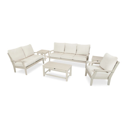 Yacht Club 6-Piece Deep Seating Set