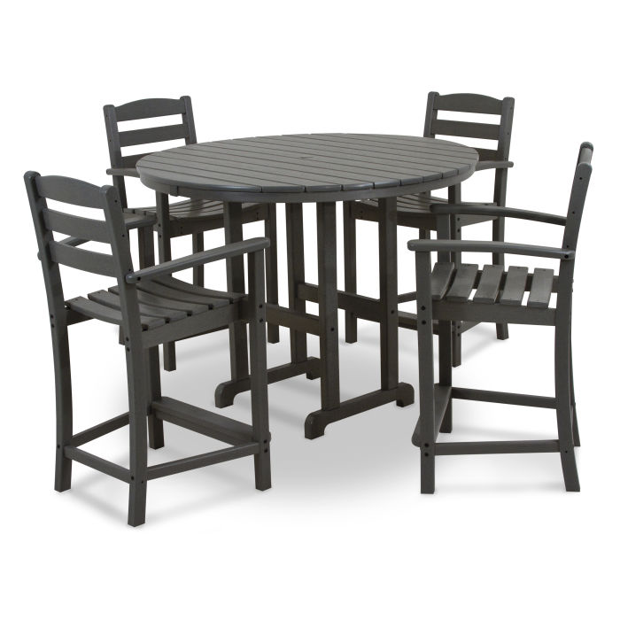 La Casa Café 5-Piece Counter Set