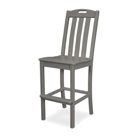 Yacht Club Bar Side Chair in Stepping Stone