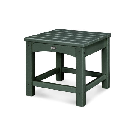 "Rockport Club 18"" Side Table in Rainforest Canopy"