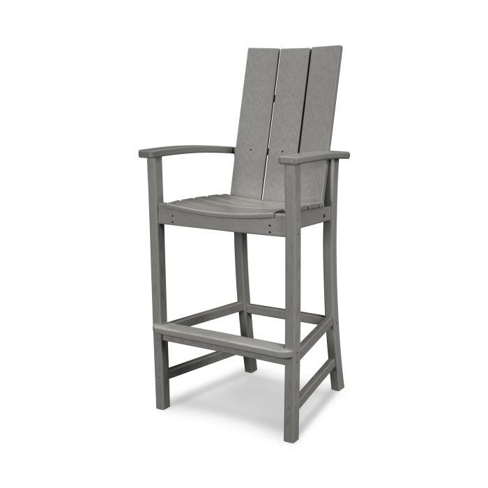 Modern Adirondack Bar Chair
