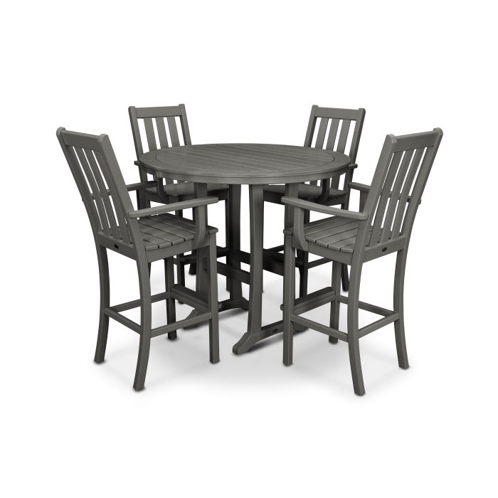 Vineyard 5-Piece Bar Set