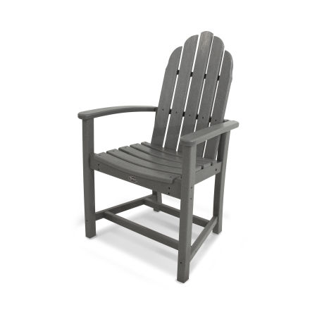 Cape Cod Adirondack Dining Chair in Stepping Stone