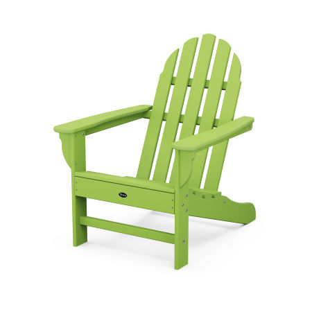 Cape Cod Adirondack Chair in Lime