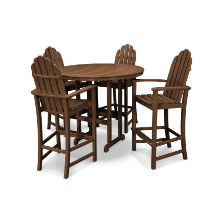 Cape Cod 5-Piece Bar Set in Tree House
