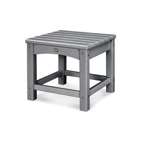 "Rockport Club 18"" Side Table in Stepping Stone"