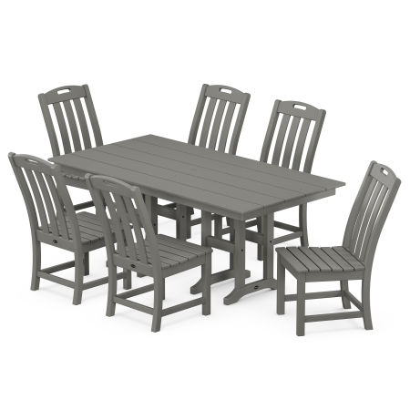 Yacht Club 7-Piece Dining Arm Chair Set