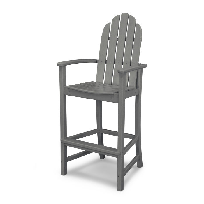 Classic Adirondack Bar Chair