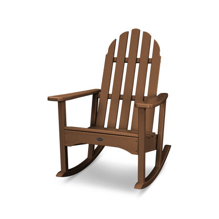Cape Cod Adirondack Rocking Chair in Tree House
