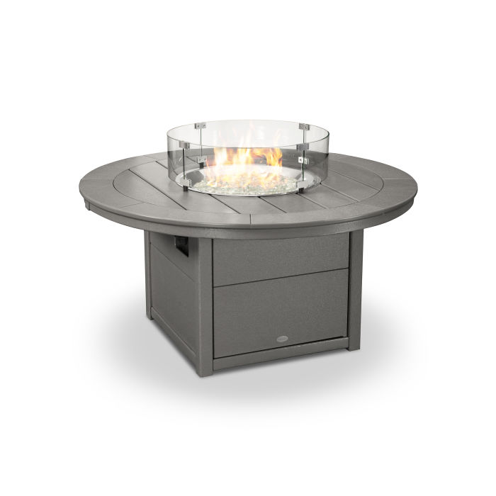 "Round 48"" Fire Pit Table"