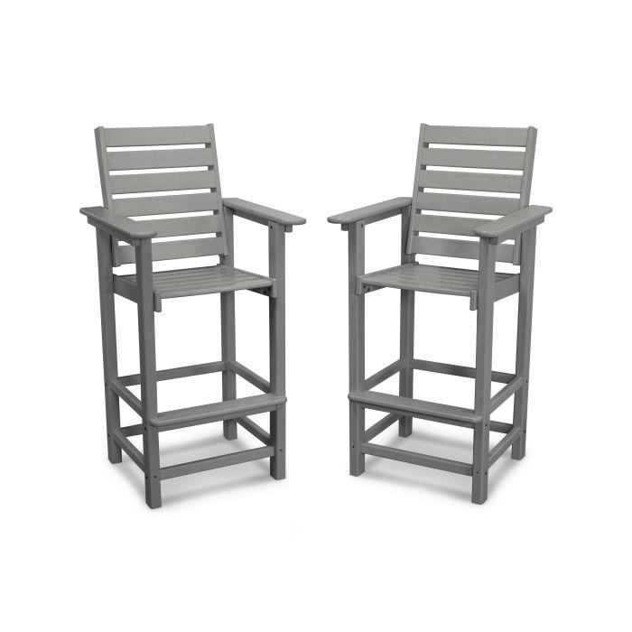 Captain Bar Chair Duo