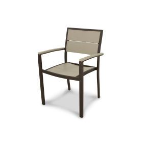Surf City Dining Arm Chair