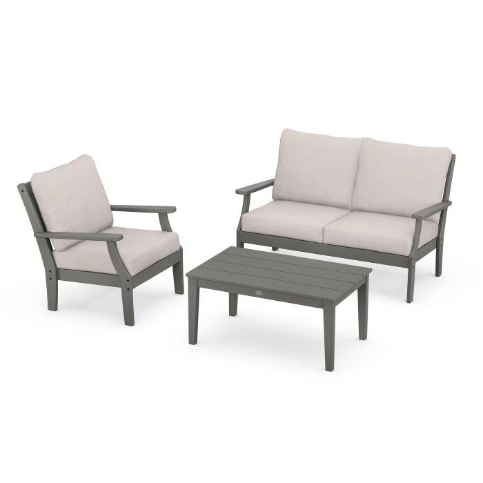 Braxton 4-Piece Deep Seating Set