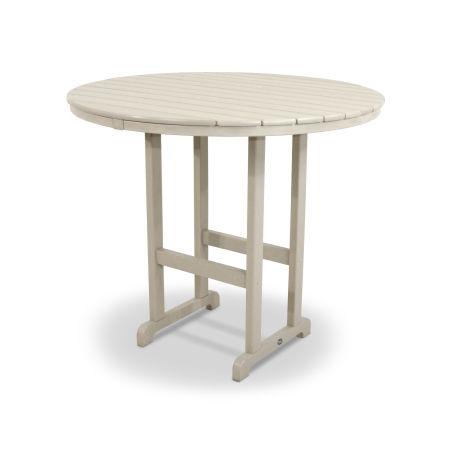 """Monterey Bay Round 48"""" Bar Table"""
