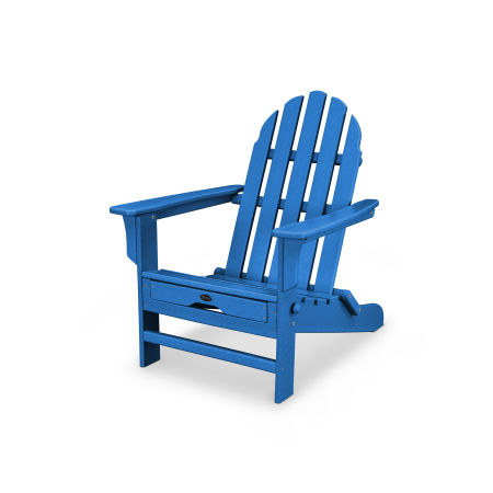 Cape Cod Ultimate Adirondack in Pacific Blue