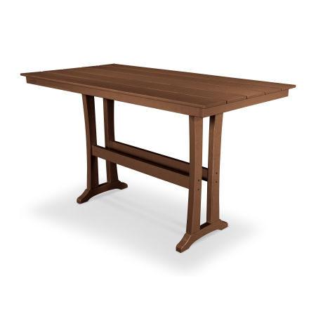 "Farmhouse 37"" x 72"" Bar Table in Tree House"