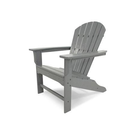 Yacht Club Shellback Adirondack Chair in Stepping Stone