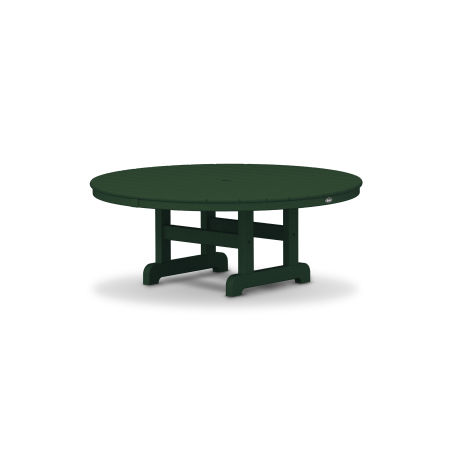 "Cape Cod Round 48"" Conversation Table in Rainforest Canopy"