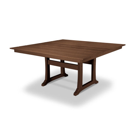 "Farmhouse 59"" Dining Table in Tree House"