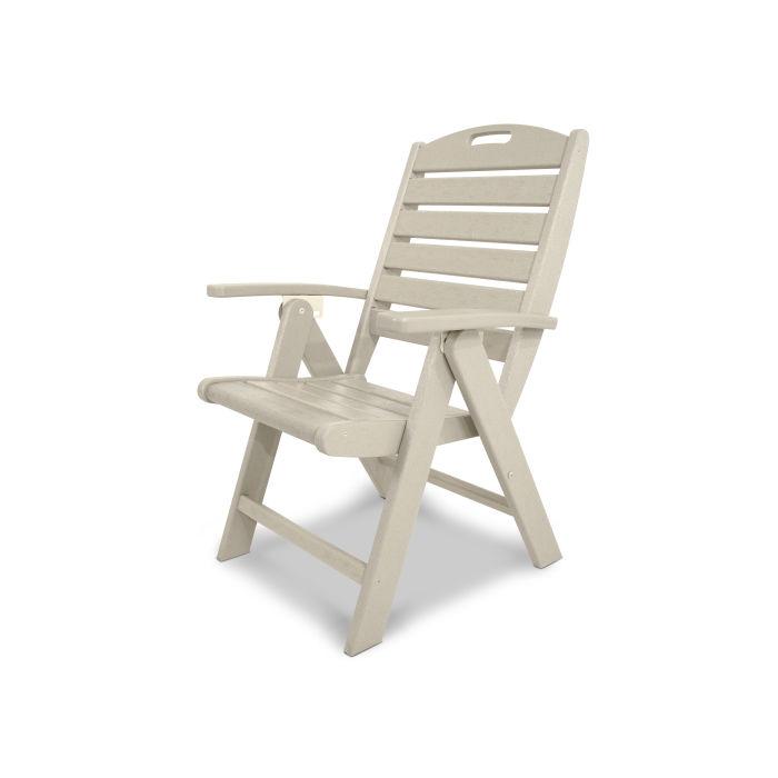 Yacht Club Highback Chair