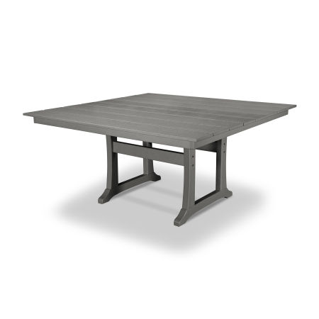 "Farmhouse 59"" Dining Table in Stepping Stone"