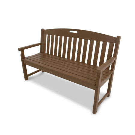 "Yacht Club 60"" Bench in Tree House"
