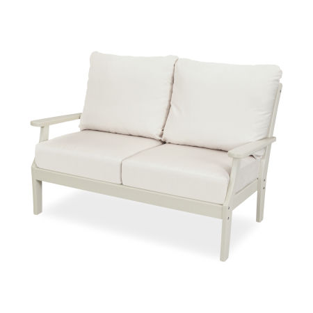 Yacht Club Deep Seating Settee