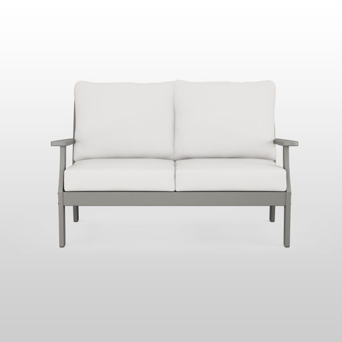 Braxton Deep Seating Settee