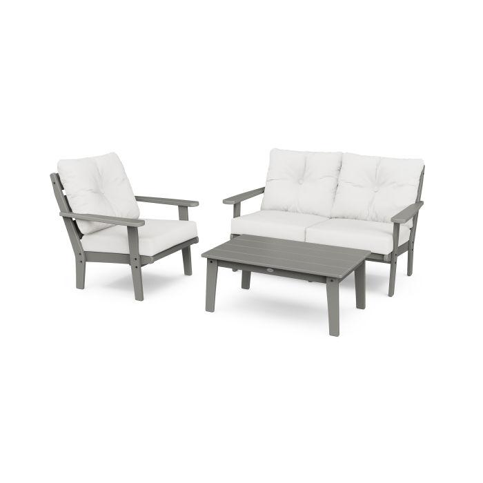 Lakeside 3-Piece Deep Seating Set
