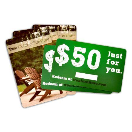 TrexFurniture.com Gift Cards