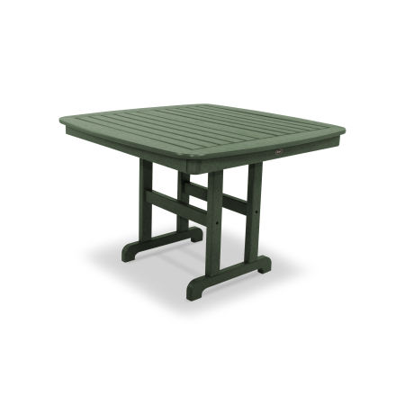 "Yacht Club 44"" Dining Table in Rainforest Canopy"
