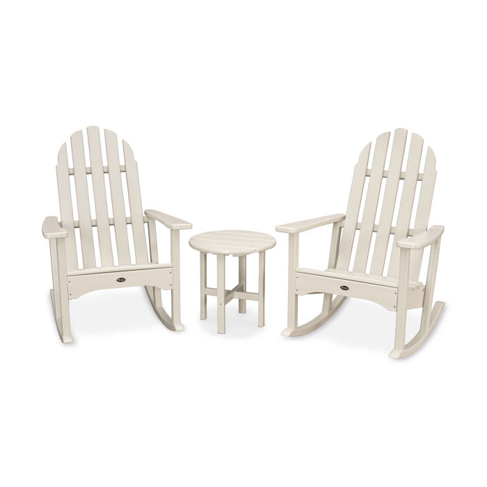 Marvelous Cape Cod 3 Piece Adirondack Rocker Set Txs146 1 Pdpeps Interior Chair Design Pdpepsorg