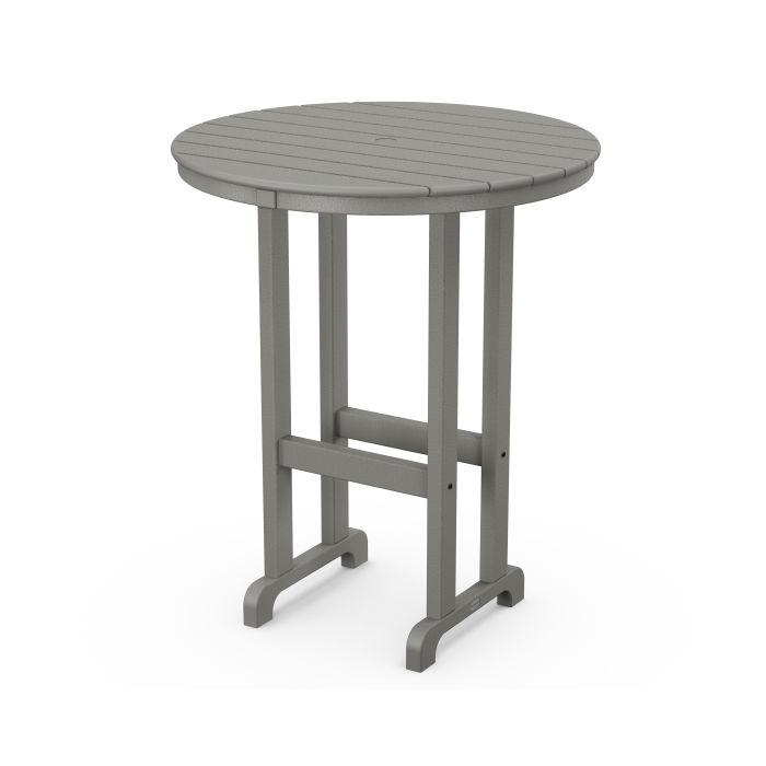 "La Casa Café Round 36"" Bar Table"