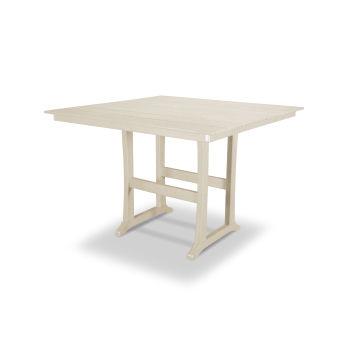 """Farmhouse Trestle 59"""" Bar Table"""