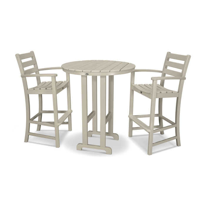 Monterey Bay 3-Piece Bar Set