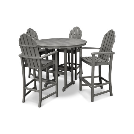 Cape Cod 5-Piece Bar Set in Stepping Stone