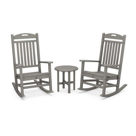 Yacht Club Rocker 3-Piece Set in Stepping Stone