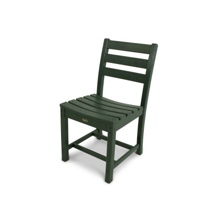 Monterey Bay Dining Side Chair in Rainforest Canopy