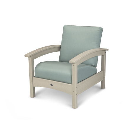 Rockport Club Chair in Sand Castle / Spa