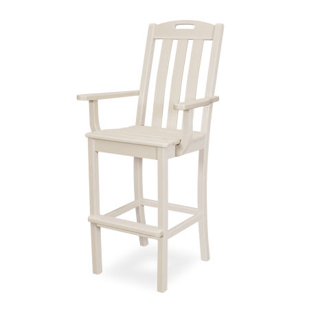 Yacht Club Bar Arm Chair