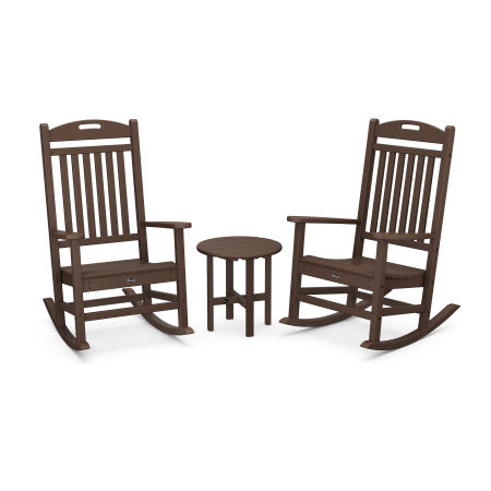 Yacht Club Rocker 3-Piece Set in Vintage Lantern