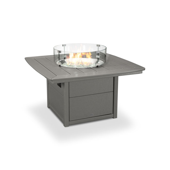 """Nautical 42"""" Fire Pit Table"""