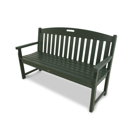 "Yacht Club 60"" Bench in Rainforest Canopy"