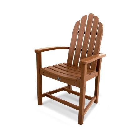 Cape Cod Adirondack Dining Chair in Tree House