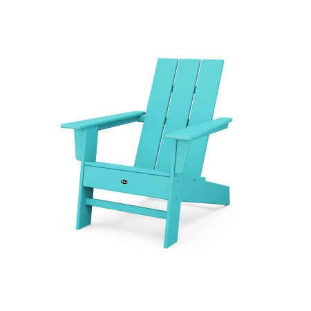 Eastport Modern Adirondack Chair in Aruba