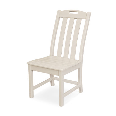 Yacht Club Dining Side Chair in Sand Castle