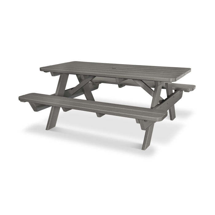"""Park 72"""" Picnic Table"""