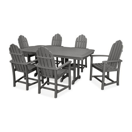 Cape Cod 7-Piece Dining Set in Stepping Stone