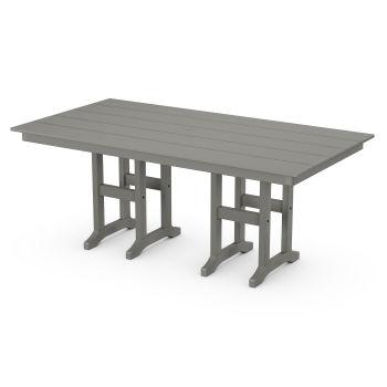 """Farmhouse 37"""" x 72"""" Dining Table"""