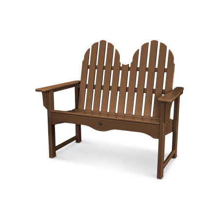 "Cape Cod Adirondack 48"" Bench in Tree House"